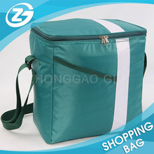 Fashinable Square Polyester Custom Cooler Bag
