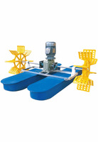 CT-PW 122 (1HP) MODEL Water Paddle Wheel