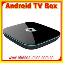 2017 Hot Selling Dual Band WIFI 4K Video s905 quad 2g 16g tv octa core Metal Android Q BOX OTT TV box s812 tv box