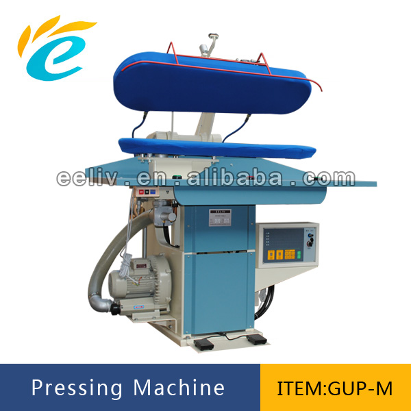hotel/ laundry/ industrial commercial ironing press machine