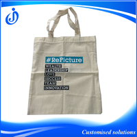 2016 Cheap Promotional Cotton Tote Bag