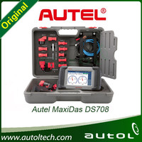 Autel DS708 MaxiDAS Diagnostic Tool DS708 Diagnostic Multi Car Scanner Free Update Japanese Car Scanner