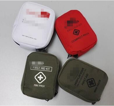 exclusive custom first aid bag can print your trademark