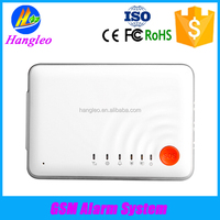 2016 Hangleo factory price remote monitor door alarm in securty and protection home alarm system GM02N