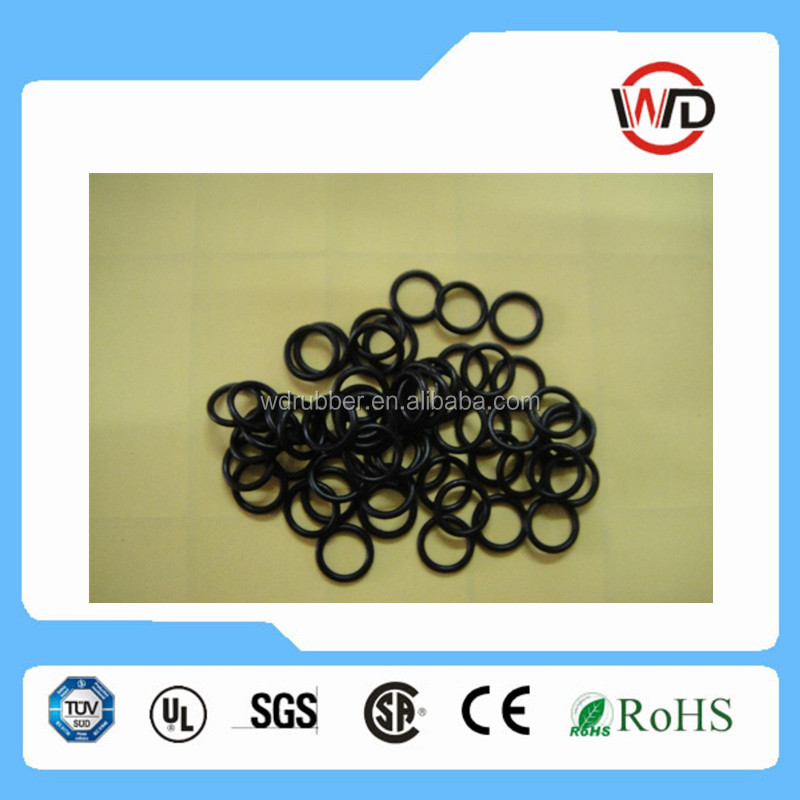 AS568, JIS B 2401 standard, and non-standard sizes rubber oring.