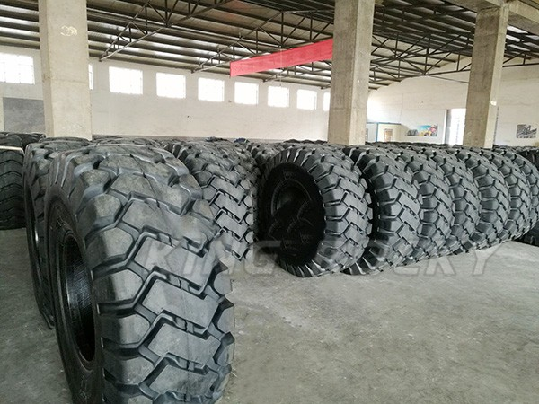 Otr bulk car tires 23.5-25 with competitive price
