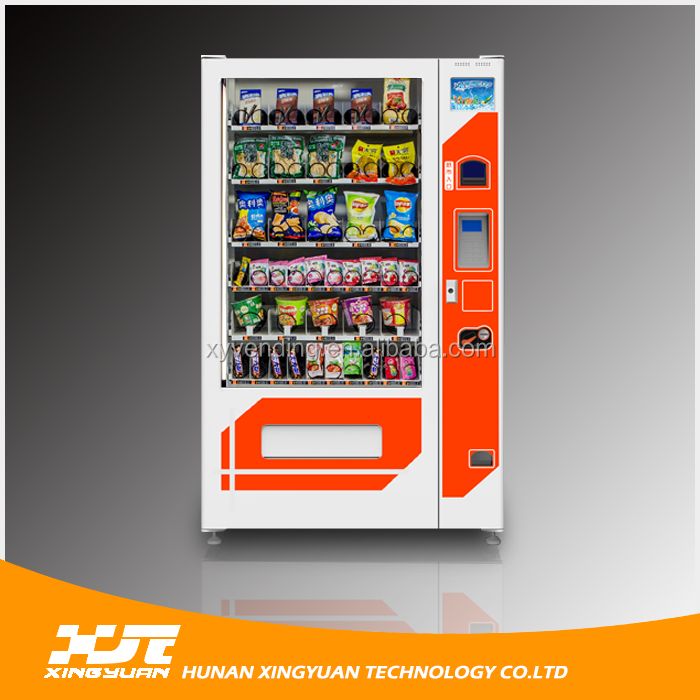 beverage /snack/food/drink automatic vending machine XY-DLE-10C
