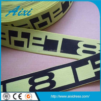 Professional Manufacturer Wholesale Custom garment elastic ribbon