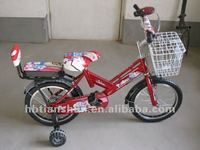 Compact child bicycle/kids cycles with cabin