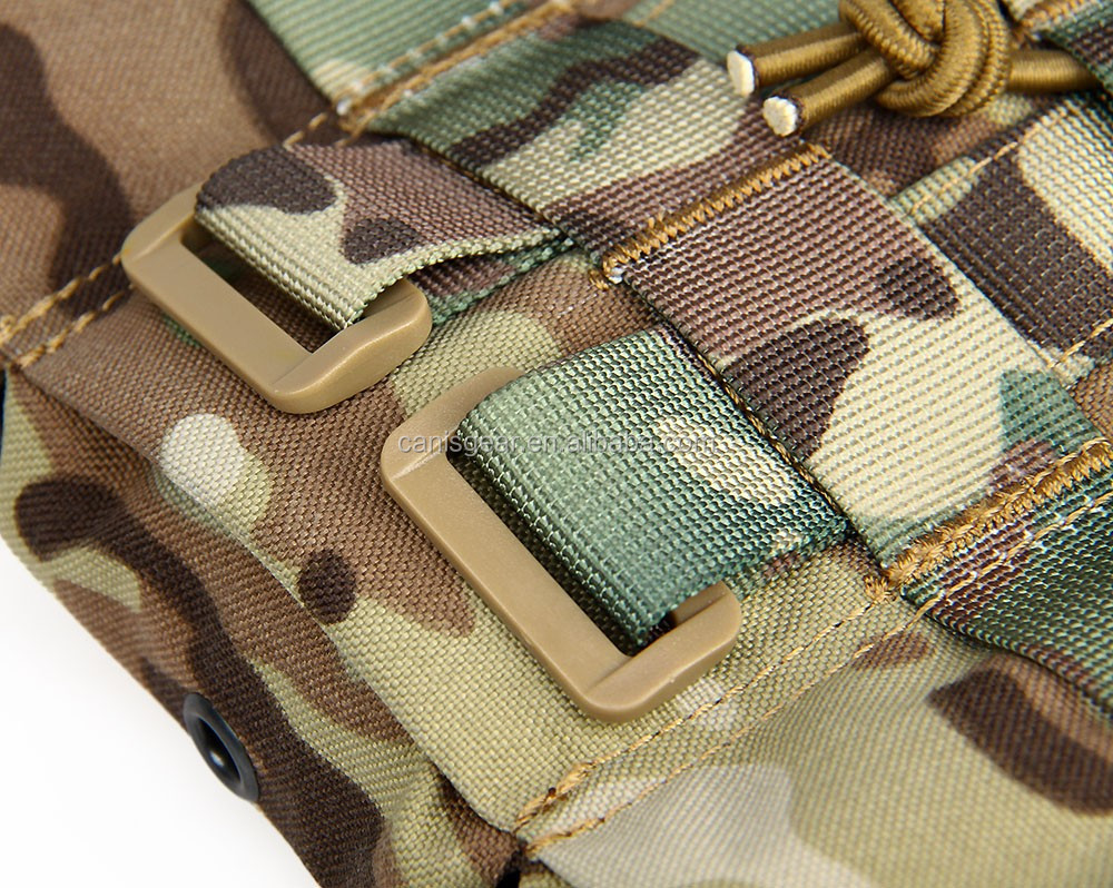 Molle FSBE Style Combat Phone Bag Army Radio Pouches Tactical Mag Pouch