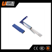 UWELD 80MM BLUE ALU GOOD QUALITY TIP CLEANER UW-2110