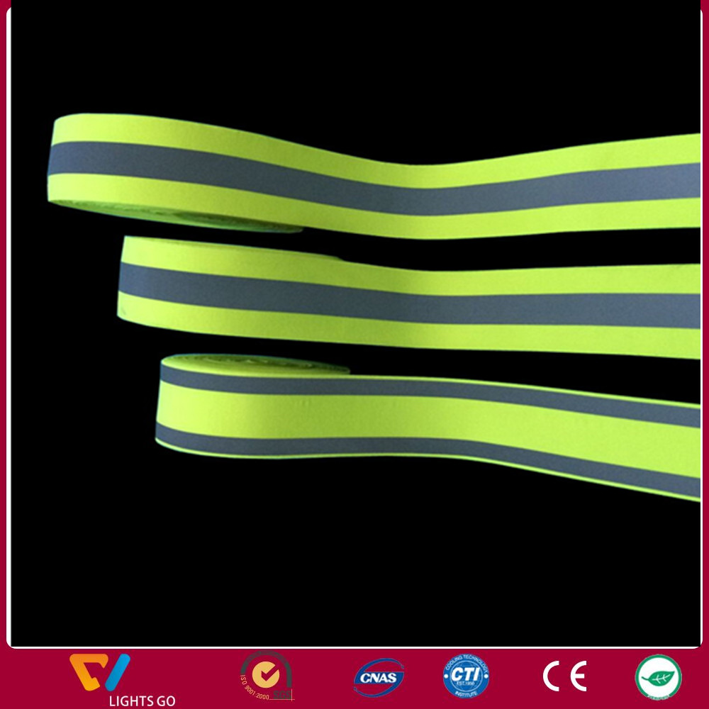 with high visible reflex tape6