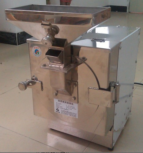 High Quality Grain Medicinal Herbs Grinding Machine Almond Small pulverizer