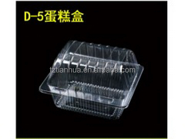 New coming hot sale promotion biodegradable clamshell food containers