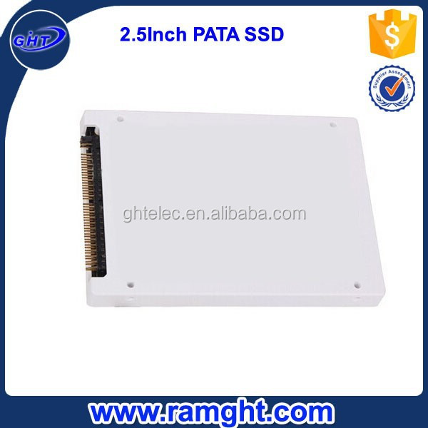 Online selling 2.5inch 4 channel PATA 30gb ssd for desktop