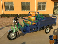 2015 cargo tricycle with gasoline, Best quality for ASIA MAKRET