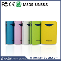 Best promotion gift power bank 5600 mah