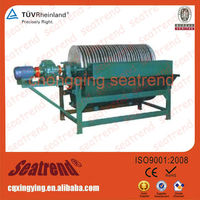 2016 New Chinese Supplier Resource Reclamation Timber Industry Wet Drum Magnetic Separator