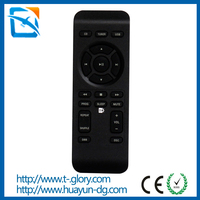 plastic remote control case with rohs iso