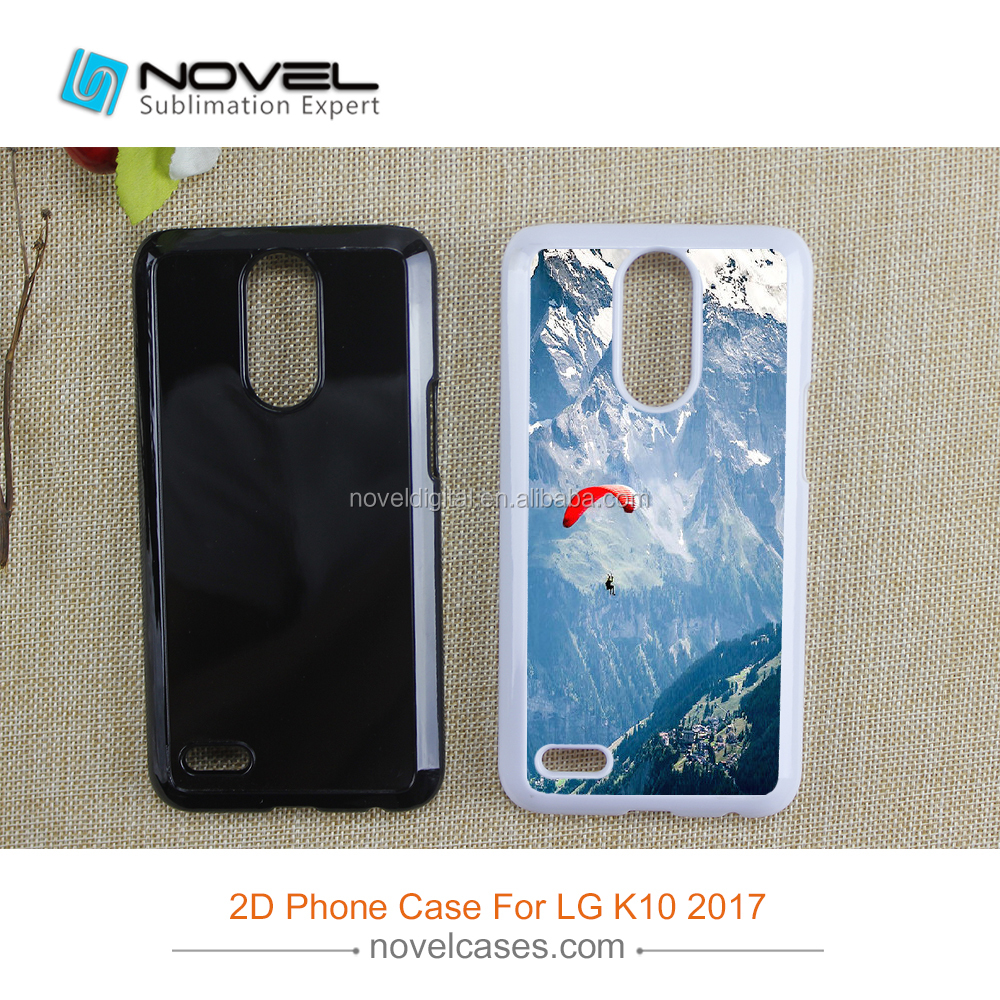 New dye sublimation cases for LG <strong>K10</strong> 2017,diy 2d phone cover