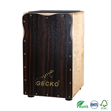 World percussion solid ebony wood cajon drum for sale musical percussion tama drums