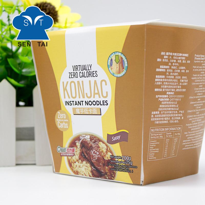 how to make konjac noodles