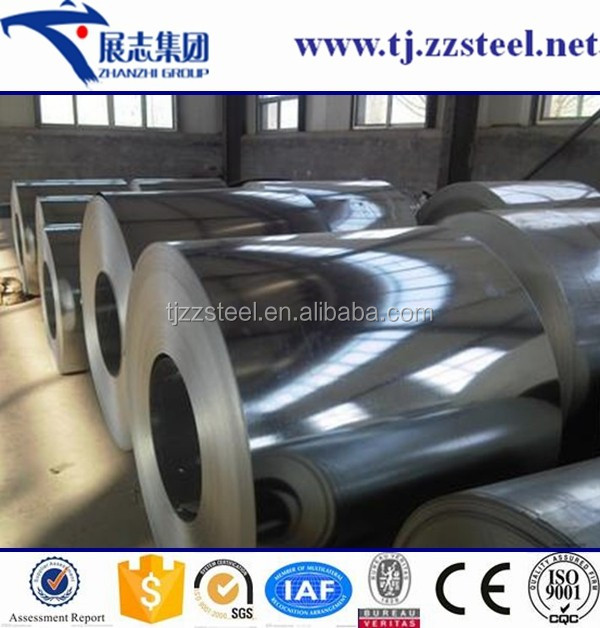 China Distributor DX51D Z60 Hot Dip Galvanized Steel Coil
