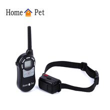 Rechargeable 3.7v li-ion battery 300meter anti bark dog training collar with remote