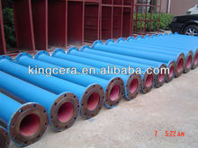 Wear resistant seamless carbon steel pipe