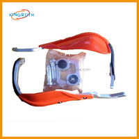 High quality aluminium hand guard for motorcycle parts wholesale