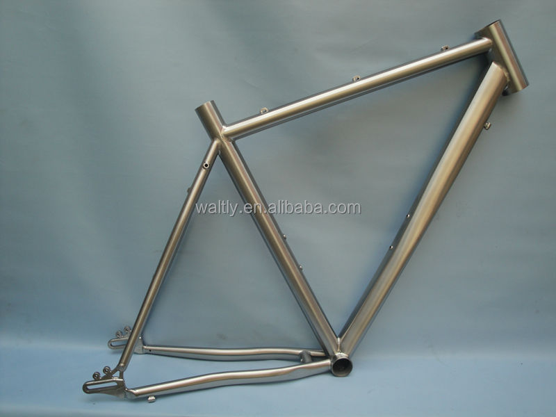 700c titanium road bicycle racing alloy frame