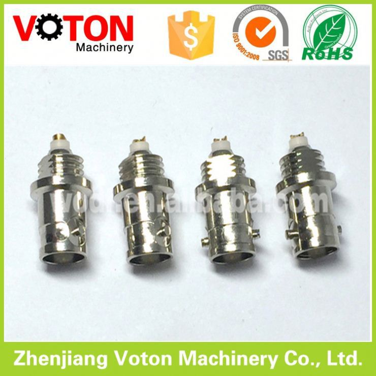 High frequency F terminator /coaxial tool rf connector bnc connector