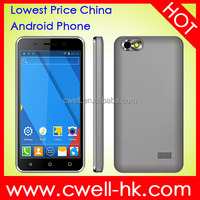 Lowest Price China Android Phone 4 Inch Smartphone Cheapest Dual Sim Card Dual Cameras Wifi Bluetooth ECON G3