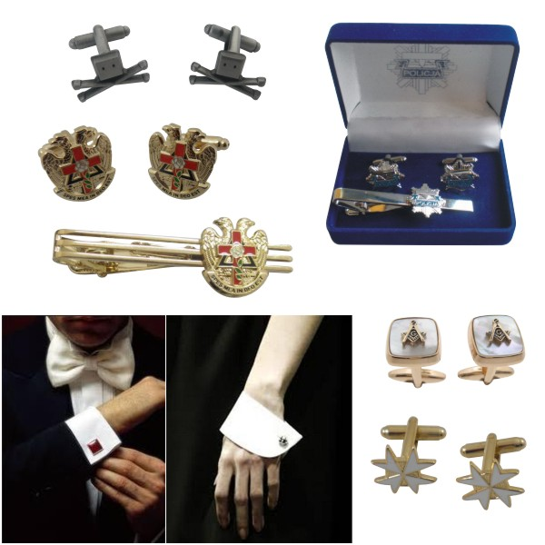 The New Cufflinks For Mens and Womens Shirt Cuff Links, Cufflink and Tie Pin Set