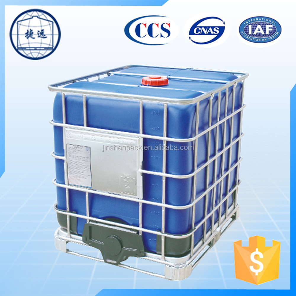 1000l HDPE light blocking ibc container