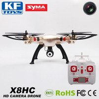 Syma X8HC 4-CH 2.4GHz 6 Axis RC Quadcopter Drone with 2.0MP Camera