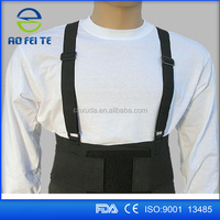 Promotion medical pressure garment, lumbar/waist support belt cure lower back pain, FDA, CE and ISO9001 cetificate