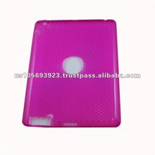 TPU case for Ipad3 diamond pattern