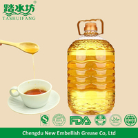 5L plastic bottled Cooking use edble oil Refined sunflower oil
