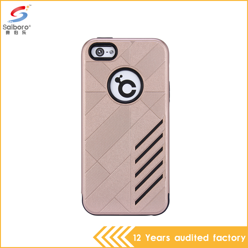 Professionally mobile phone case shockproof multi-color for iPhone 5 case
