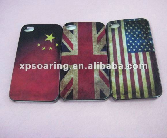 restore flag case skin cover for iphone 4g 4s