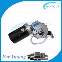 12v 24v wiper motor specification 150w ZD2733 bus windshield wiper motor