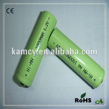 Wholesale 1.2v ni-mh aa rechargeable battery aa nimh battery 1000ma aa rechargeable ni-mh battery 1.2v