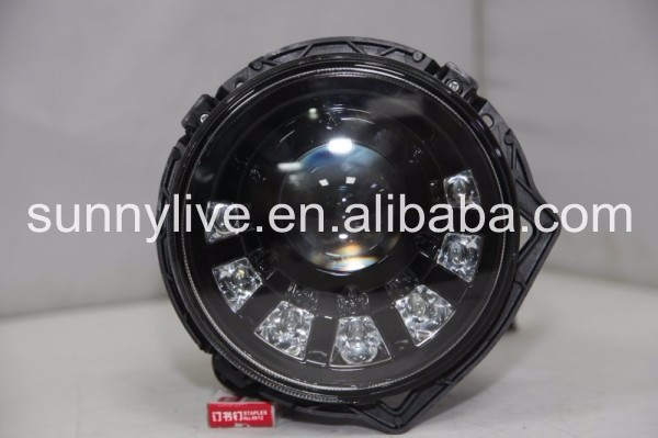 W463 G500 G55 G63 G400 Head Lamp For Mercedes-Benz 1989-2006 year LED Headlights
