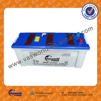 Dry Cell Lead Acid Heavy Duty Dry charged Battery 12v 135ah