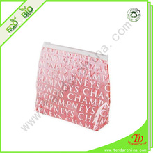 pvc ziplock bag with full over printing