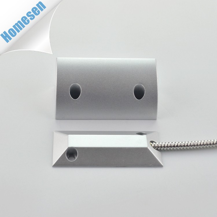 Home security wired zinc automatic sliding door sensor