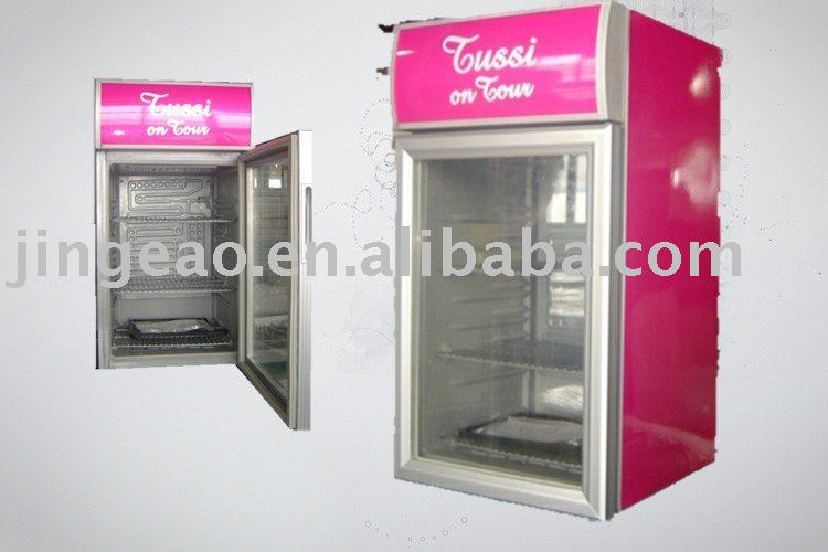 52L commercial display refrigerator