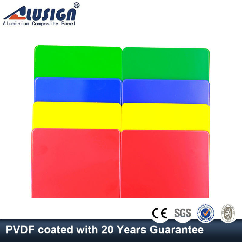 strong points working simple and operating easy aluminum composite panel wall cladding system