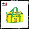 Excellent quality wine pp nonwoven cooler bag, wine bottle cooler bag, polypropylene cooler bag
